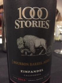 1000 Stories Zin