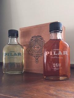 Papa Pilar rum small
